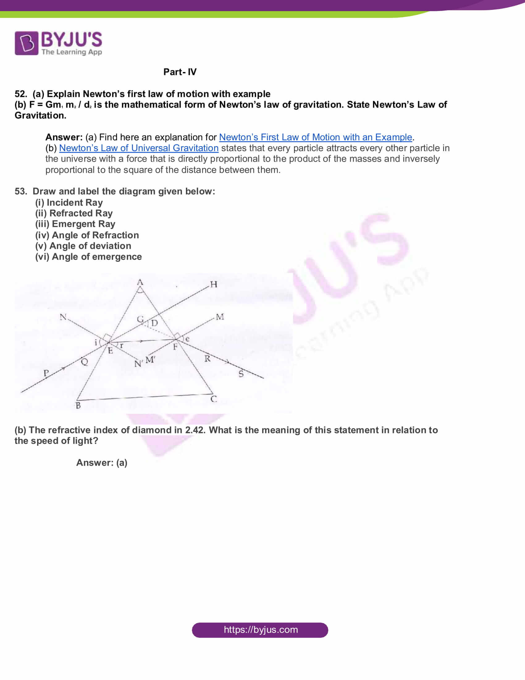 tn board class 10 science 2015 question and solutions 13