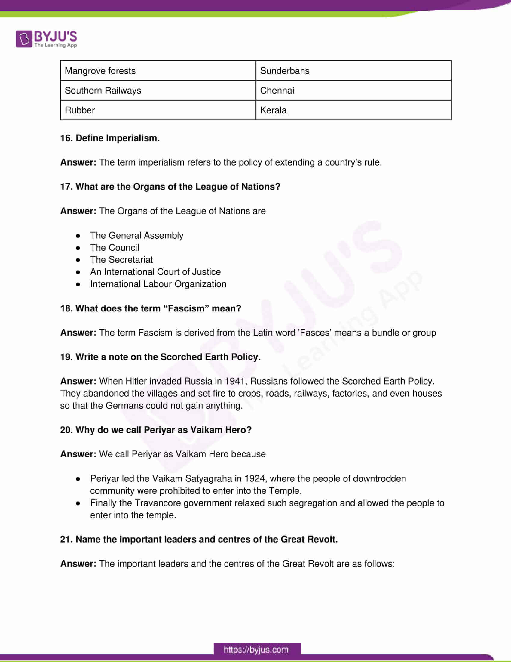 tn board class 10 social science 2017 questions and solutions 05