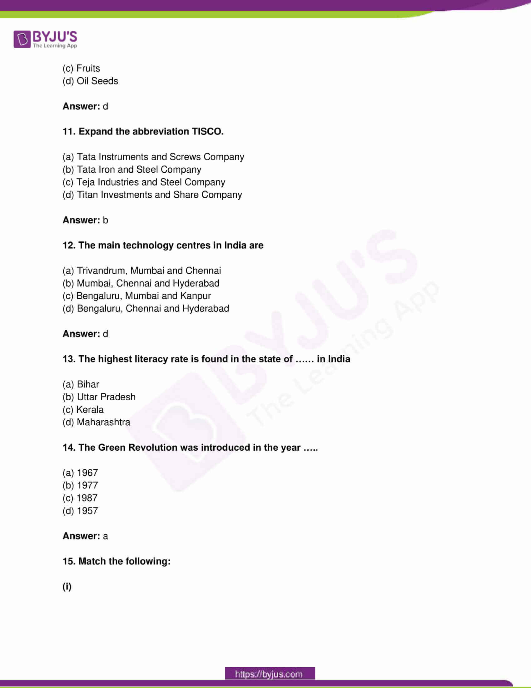 tn board class 10 social science 2018 questions and solutions 03