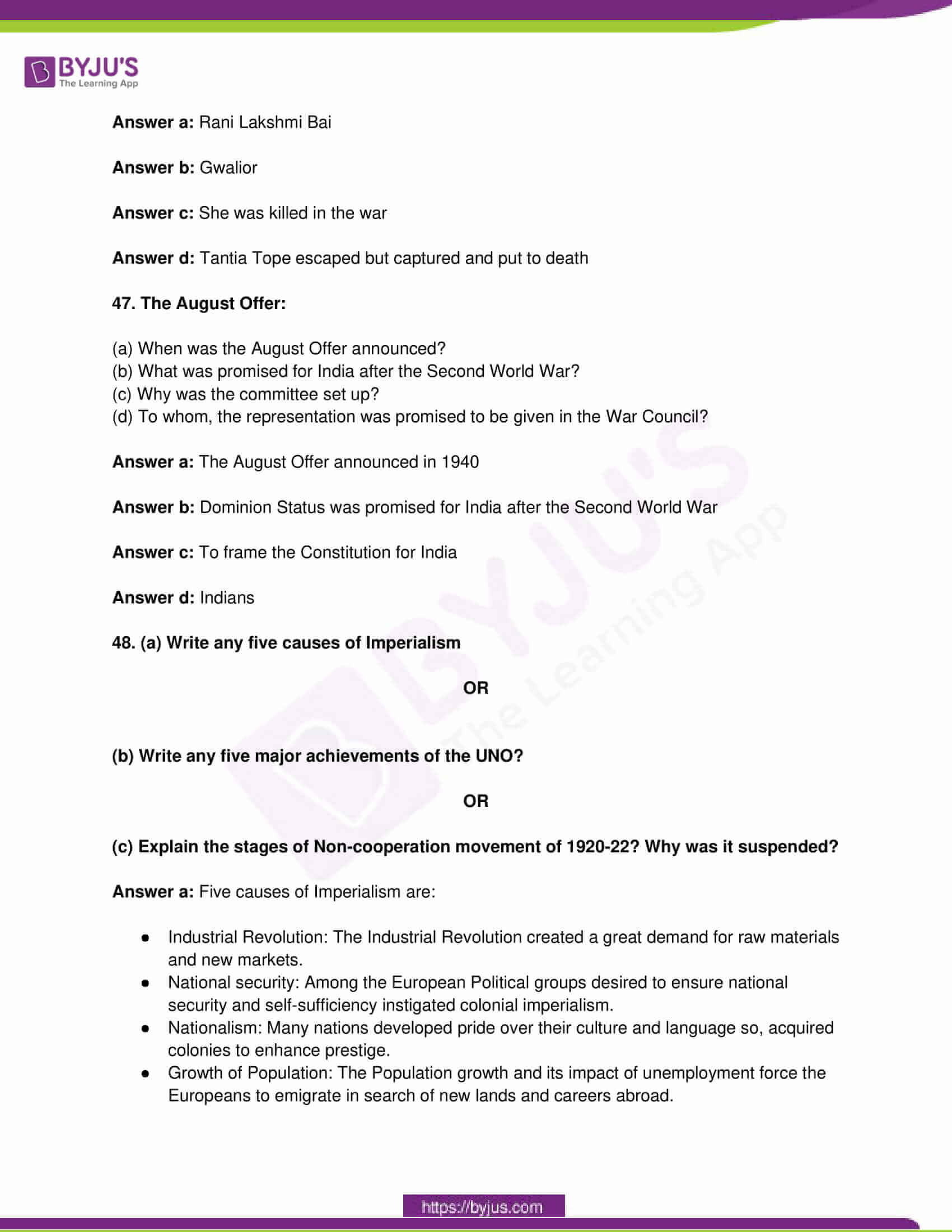 tn board class 10 social science 2018 questions and solutions 12