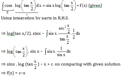 WBJEE 2019 Maths Paper Solutions