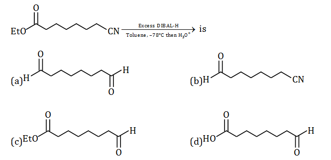 2019 Chemistry KVPY SX Solution Paper