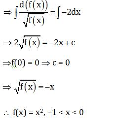 2019 Maths Solutions Paper KVPY SX