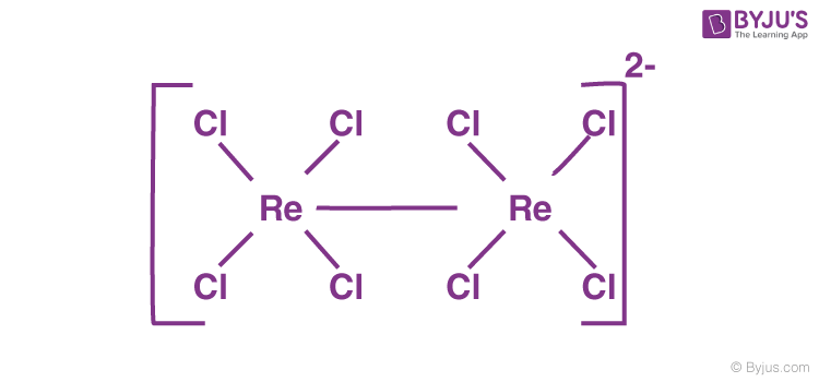 Types of Coordination Complexes
