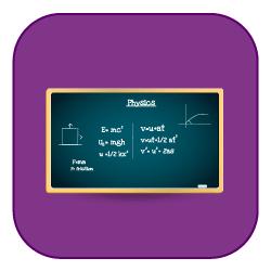 Derivation of Physics Formulas
