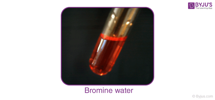 Bromine Water