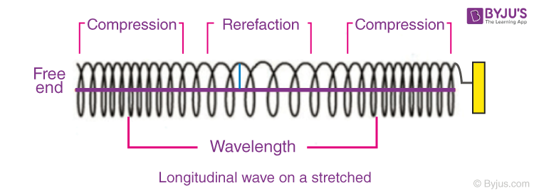 Longitudinal wave Motion