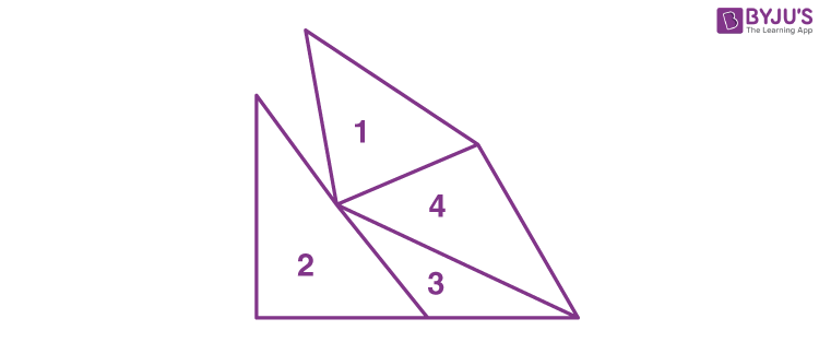 Area of complex shape example 2