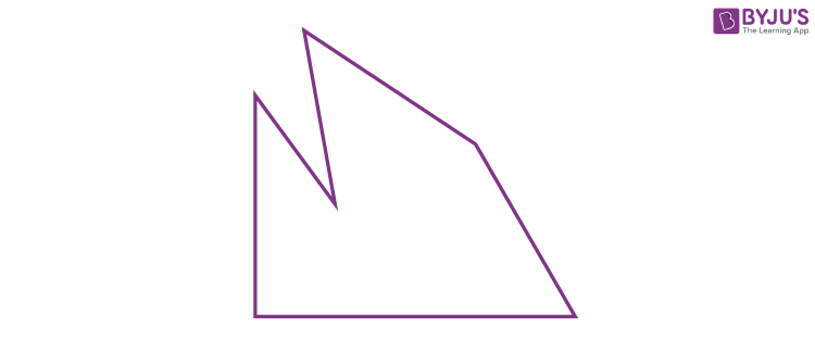 Area of complex shape example