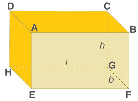 Cuboid dimensions