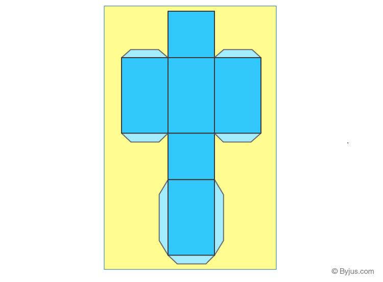 Cuboid net 1