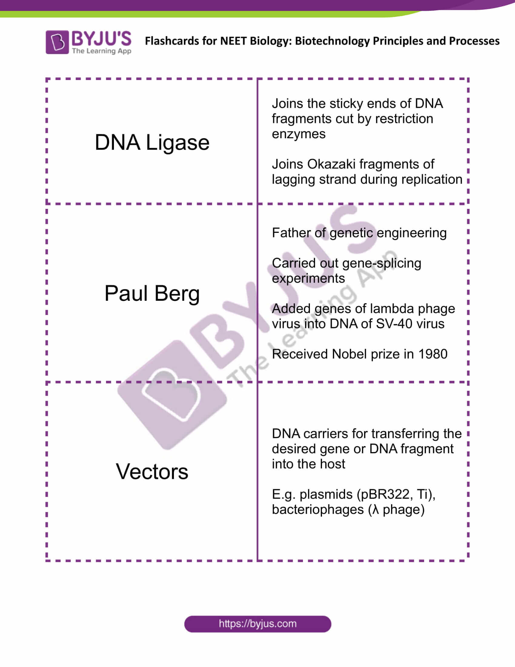 class 12 biotechnology principles and processes 3