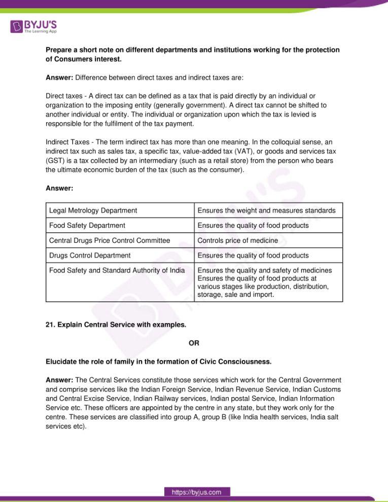 kerala sslc class 10 question paper solutions social science 2019 07