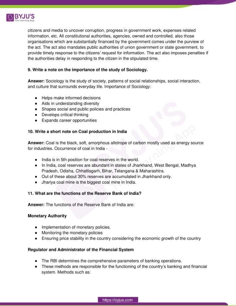 kerala sslc class 10 question paper solutions social science 2020 03