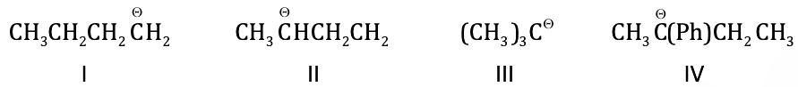 KVPY-SA 2017 Chemistry Paper with Solution