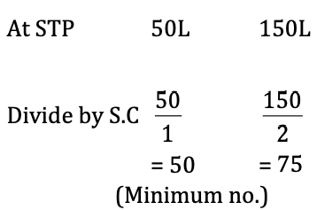 KVPY-SA 2017 Chemistry Paper with Solutions Q12