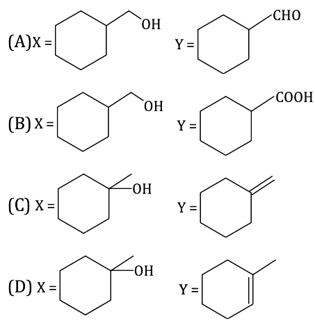 KVPY-SX 2017 Chemistry Paper with answers Q21