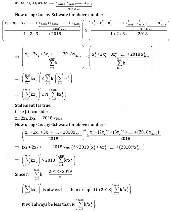 KVPY-SX 2018 Mathematics Paper with answers Q18