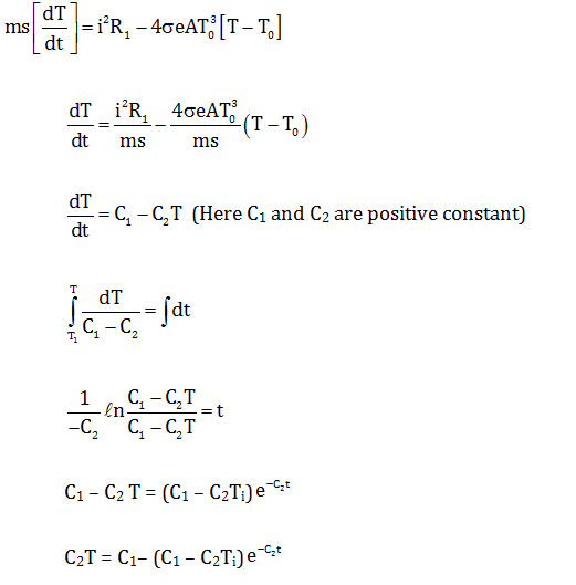 KVPY- SX 2019 Solutions for Sample  Physics Paper