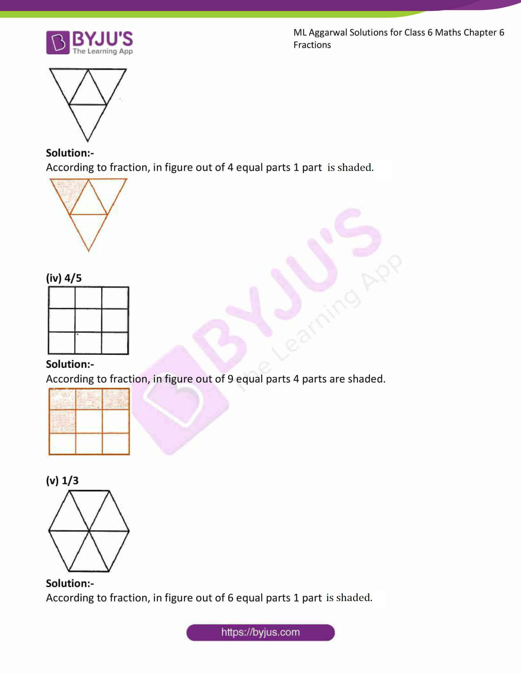 ml aggarwal solutions for class 6 maths chapter 6 4
