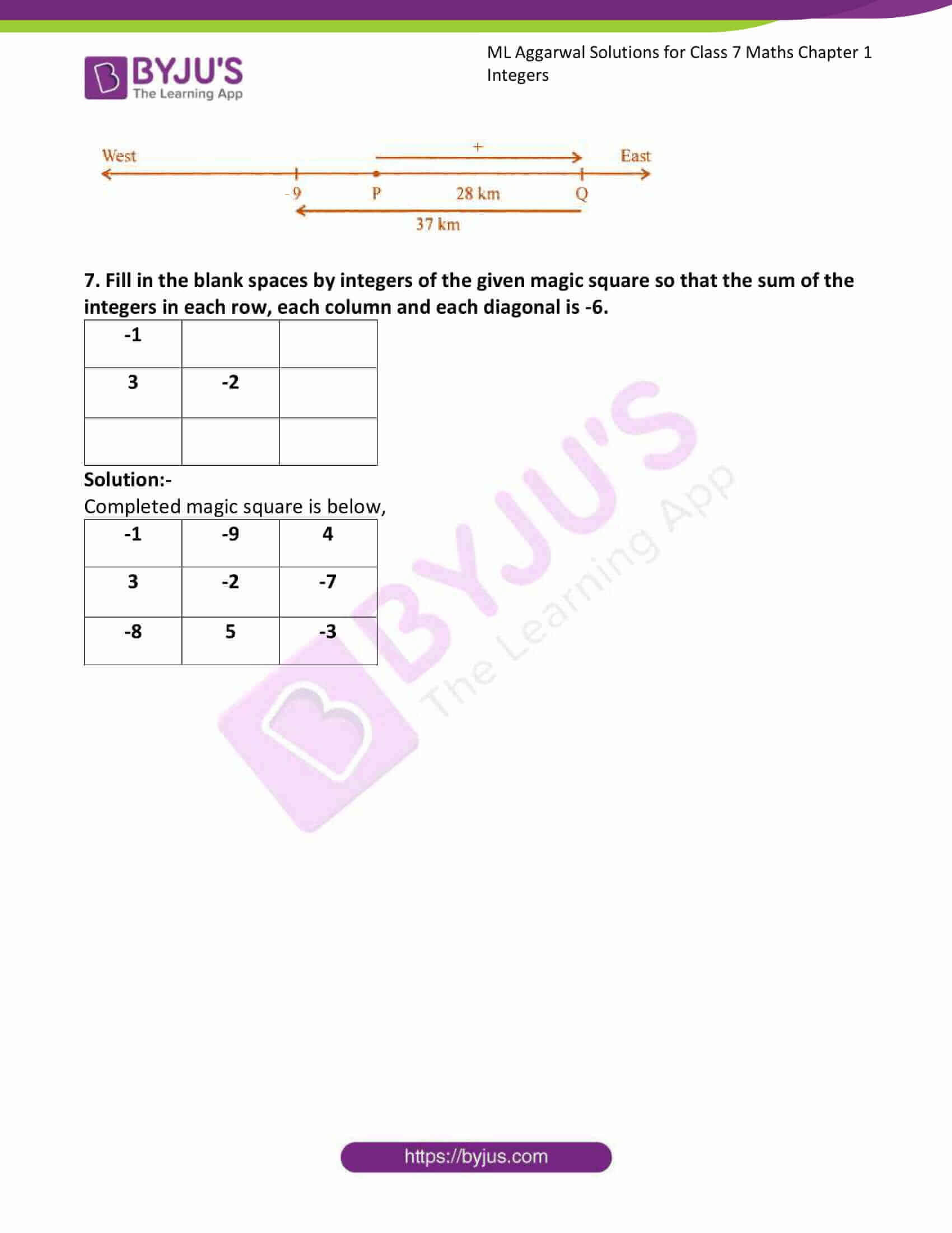 ml aggarwal solutions for class 7 maths chapter 1 3