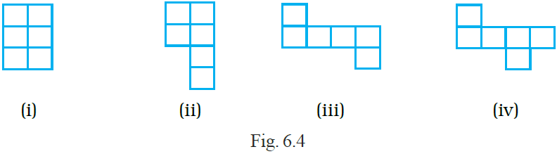 NCERT Exemplar Class 6 Maths Solutions Chapter 6 Mensuration Iamge 1
