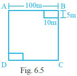NCERT Exemplar Class 6 Maths Solutions Chapter 6 Mensuration Iamge 2