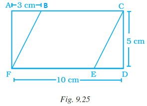 NCERT Exemplar Class 7 Maths Solutions Chapter 9 Perimeter and Area Image 14
