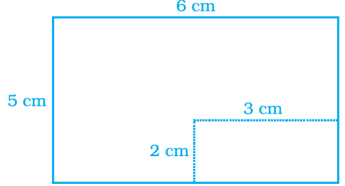 NCERT Exemplar Class 7 Maths Solutions Chapter 9 Perimeter and Area Image 2