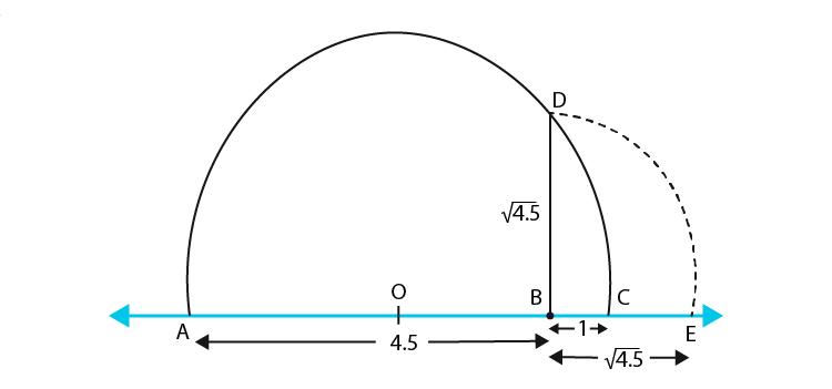 NCERT Exemplar Class 9 Maths Chapter 1- Ex. 1.3-5