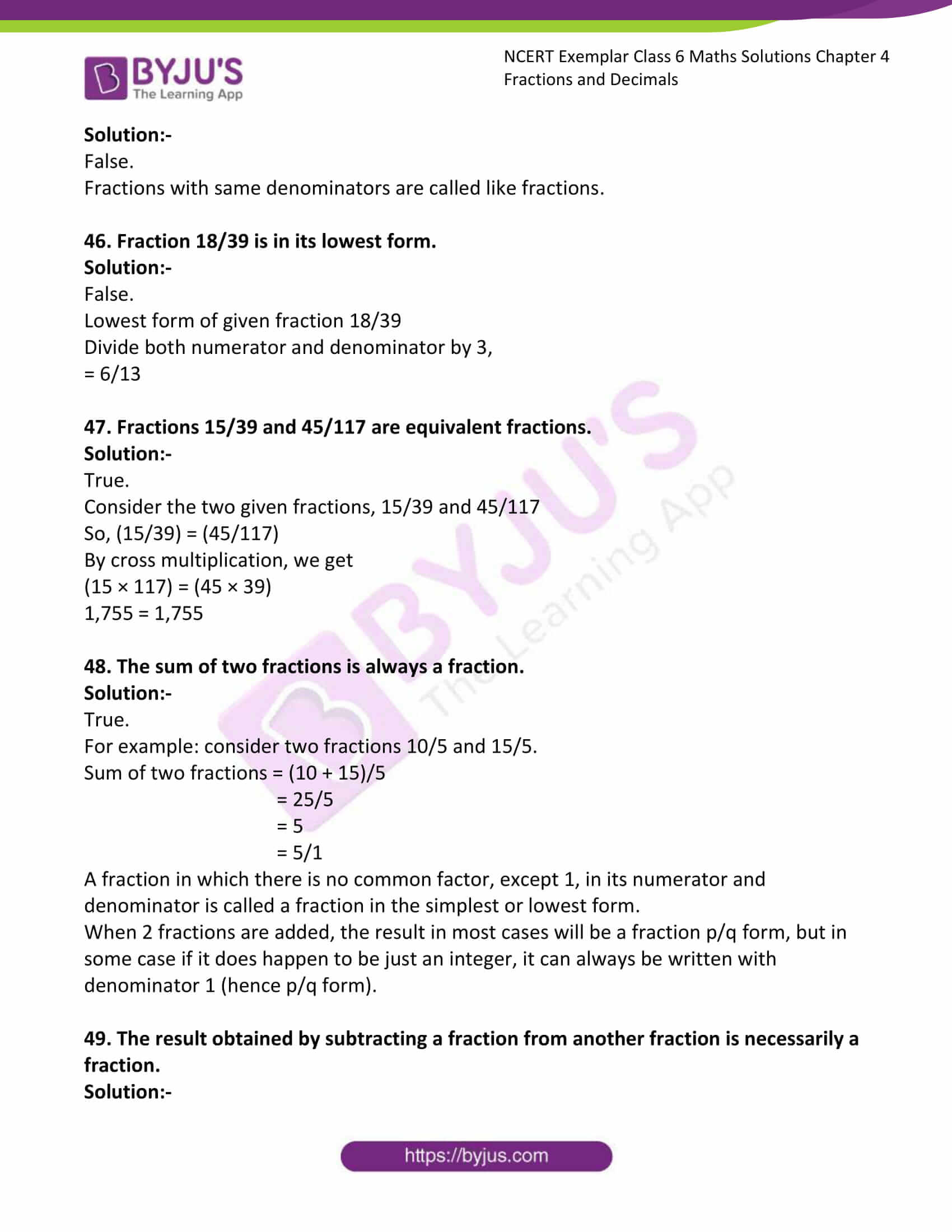ncert exemplar class 6 maths solutions chapter 4 11