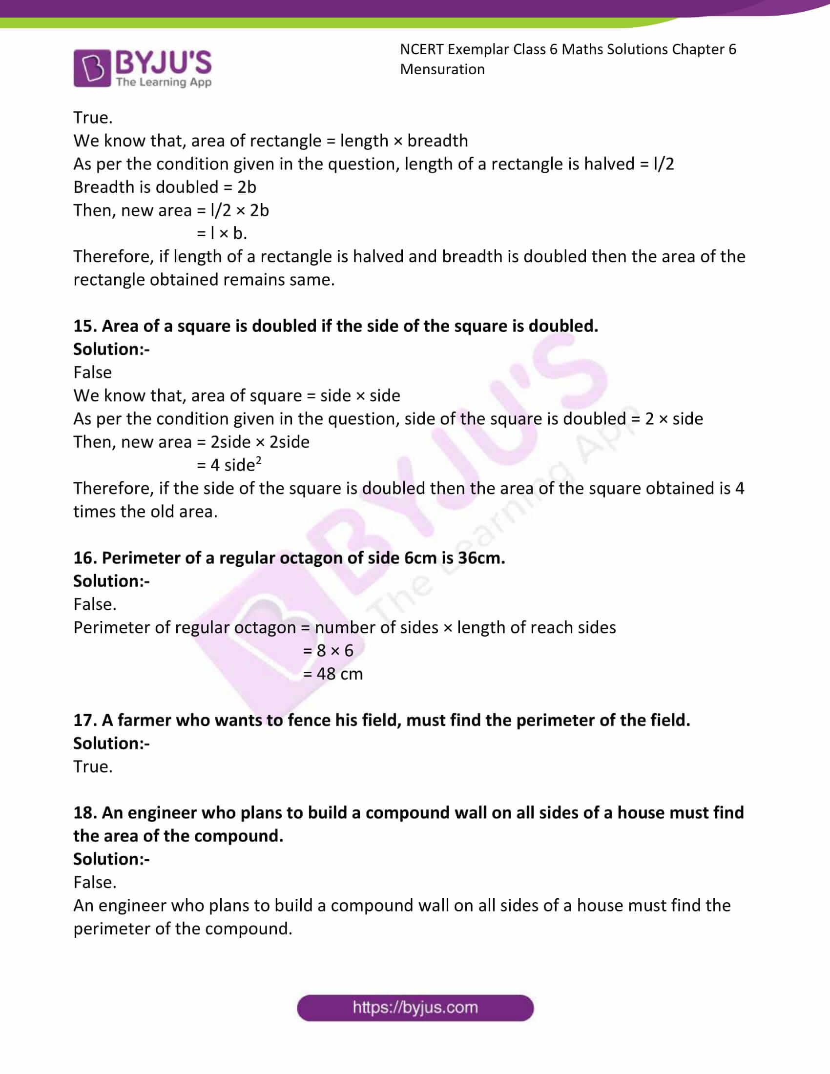 ncert exemplar class 6 maths solutions chapter 6 10