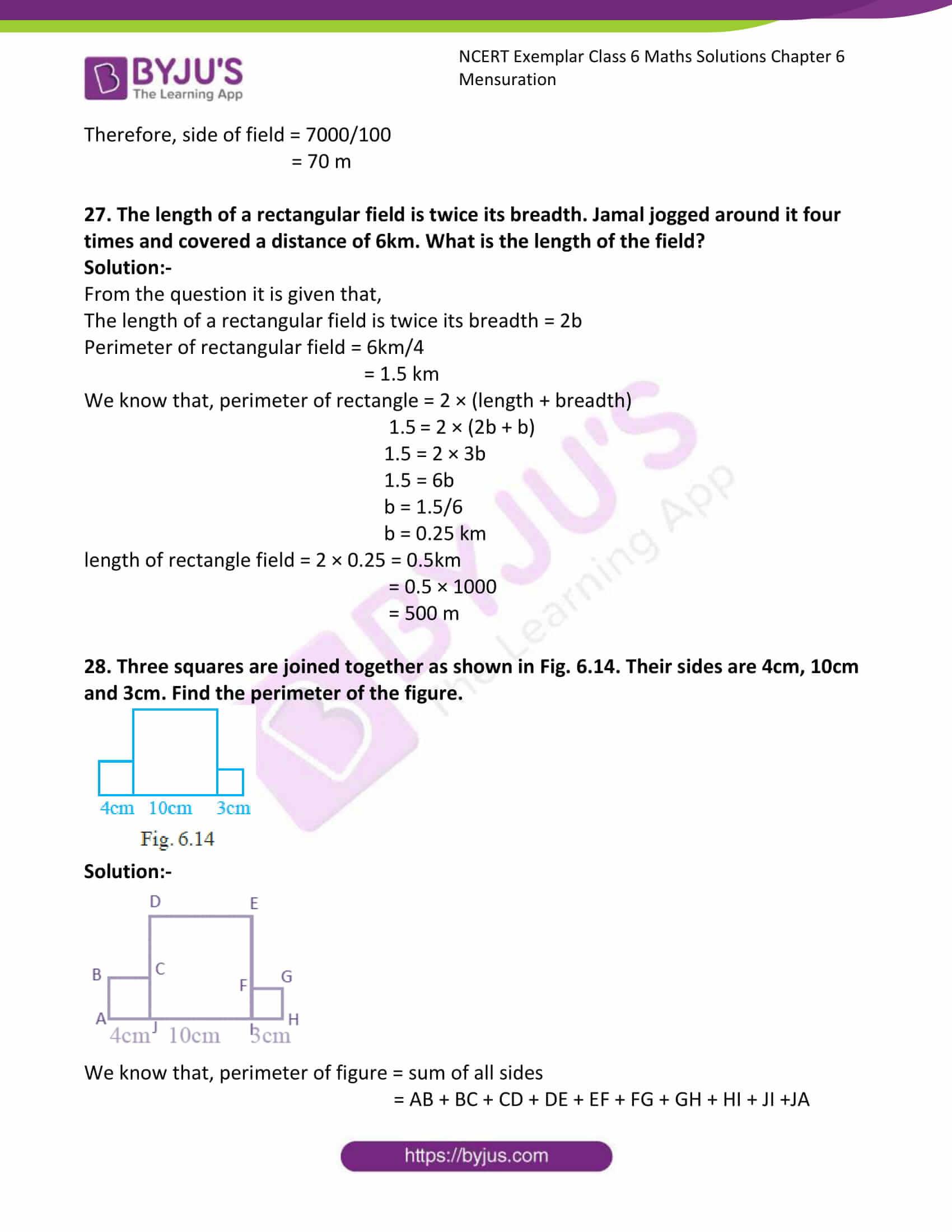 ncert exemplar class 6 maths solutions chapter 6 14