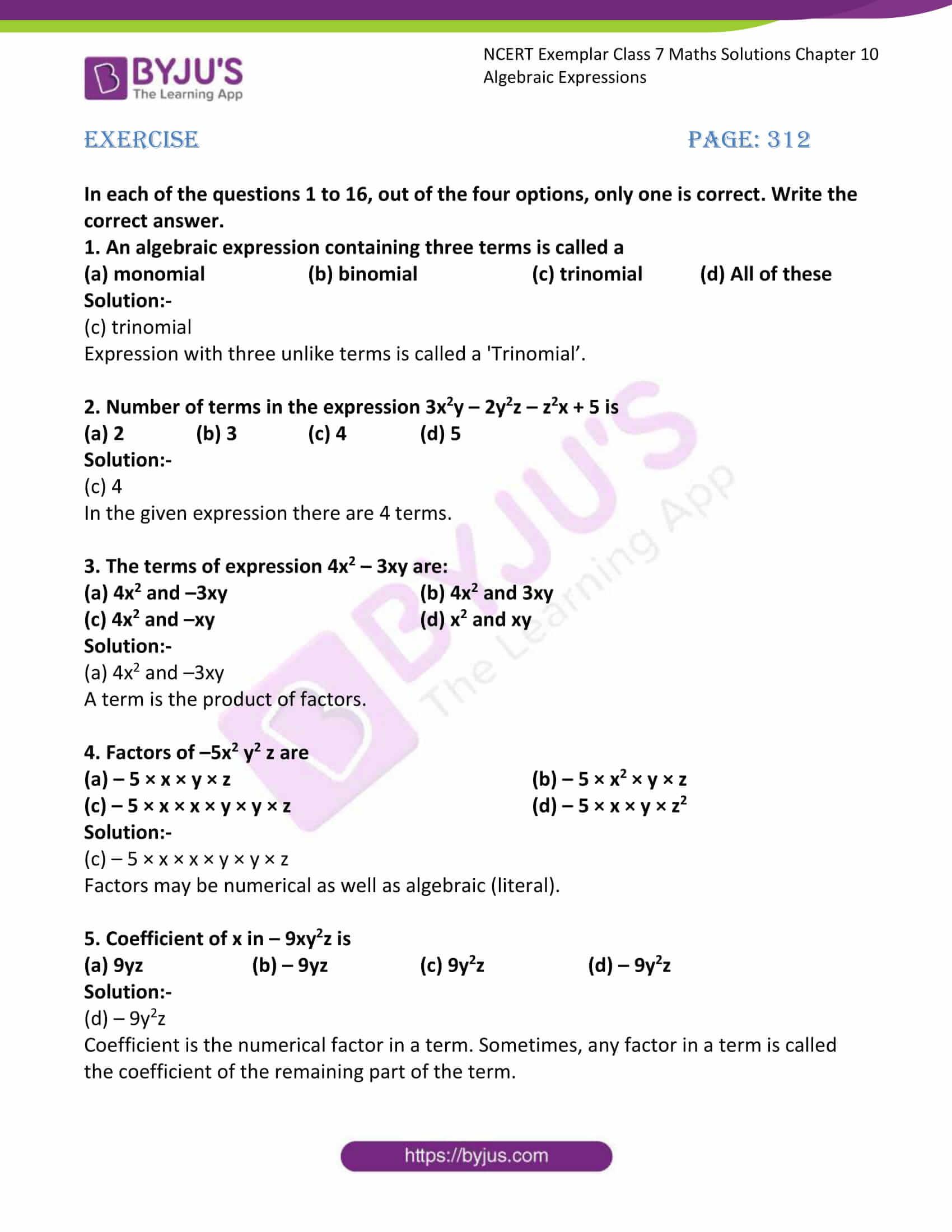 ncert exemplar class 7 maths solutions chapter 10 01