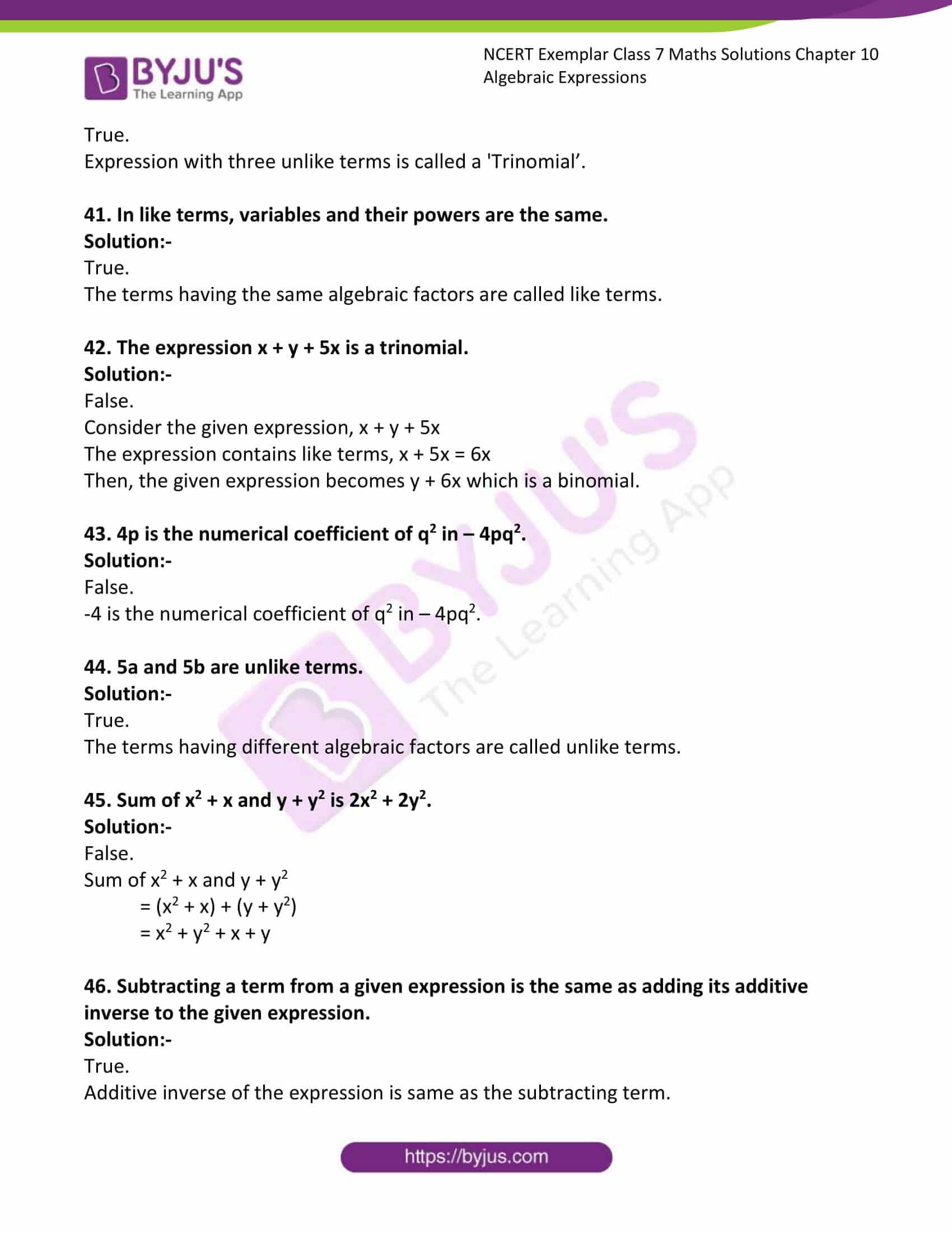 ncert exemplar class 7 maths solutions chapter 10 09