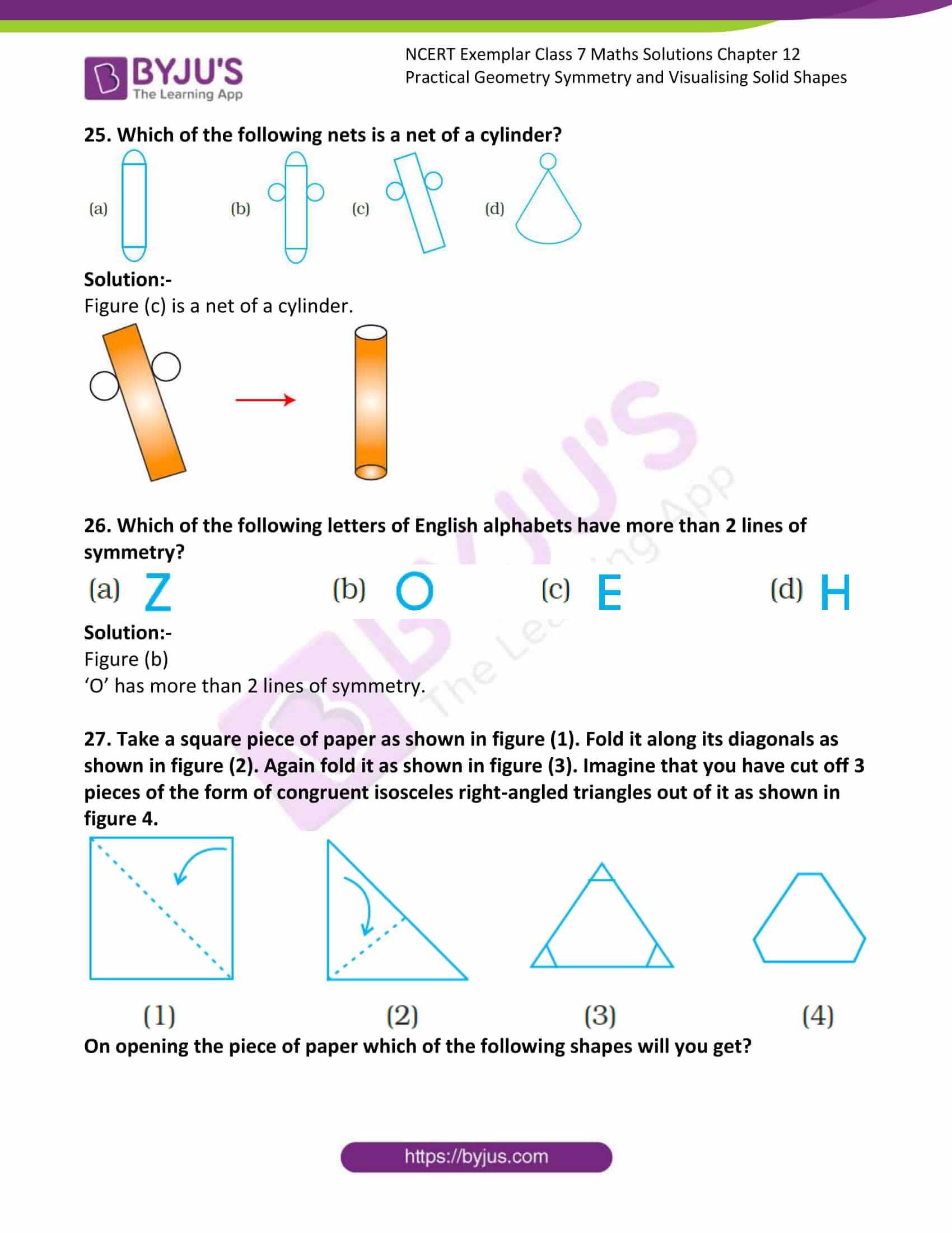ncert exemplar class 7 maths solutions chapter 12 10