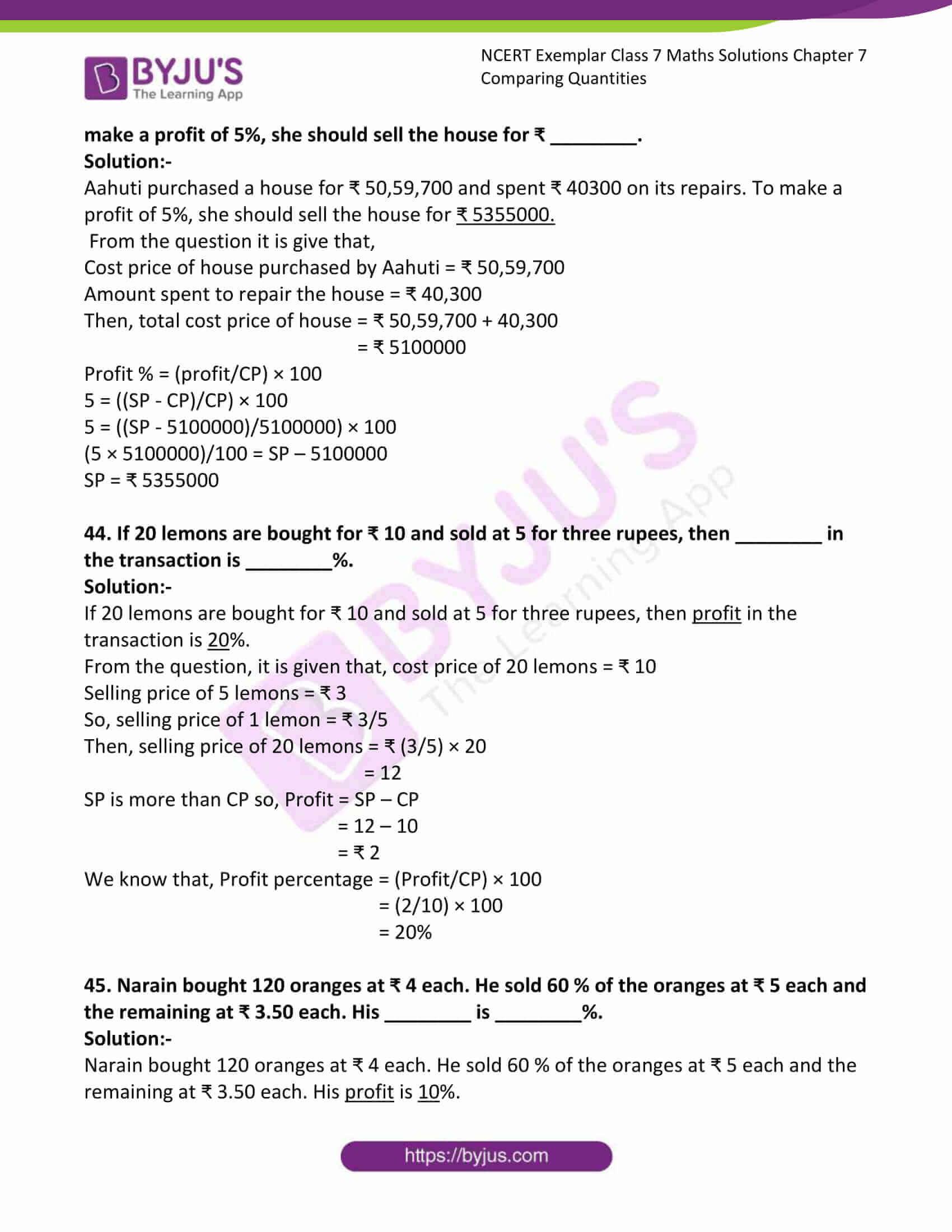 ncert exemplar class 7 maths solutions chapter 7 16