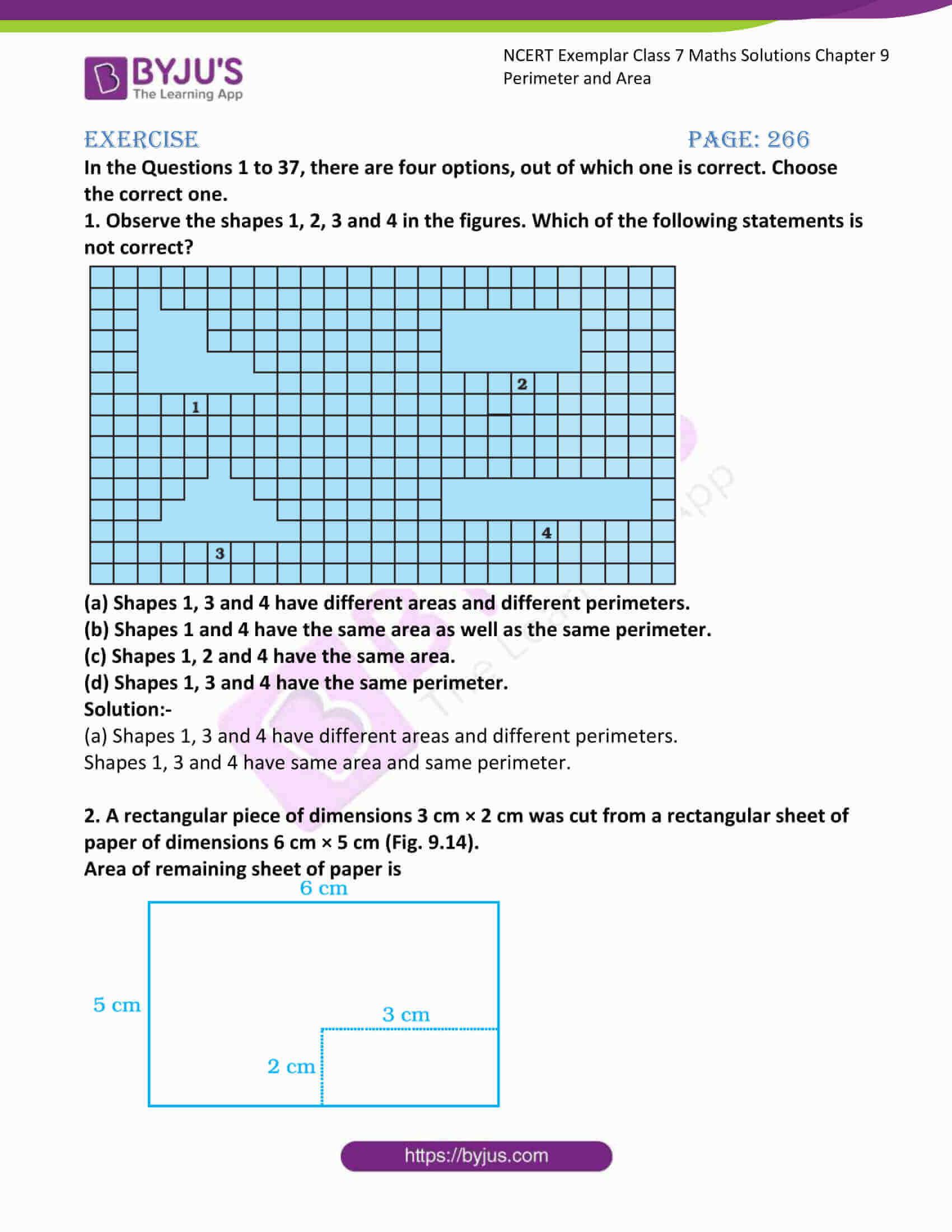 ncert exemplar class 7 maths solutions chapter 9 01