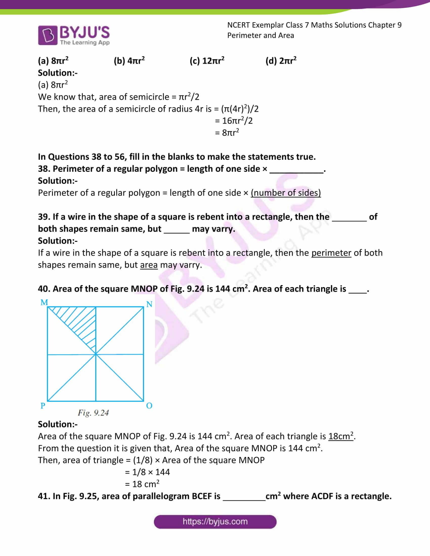 ncert exemplar class 7 maths solutions chapter 9 18