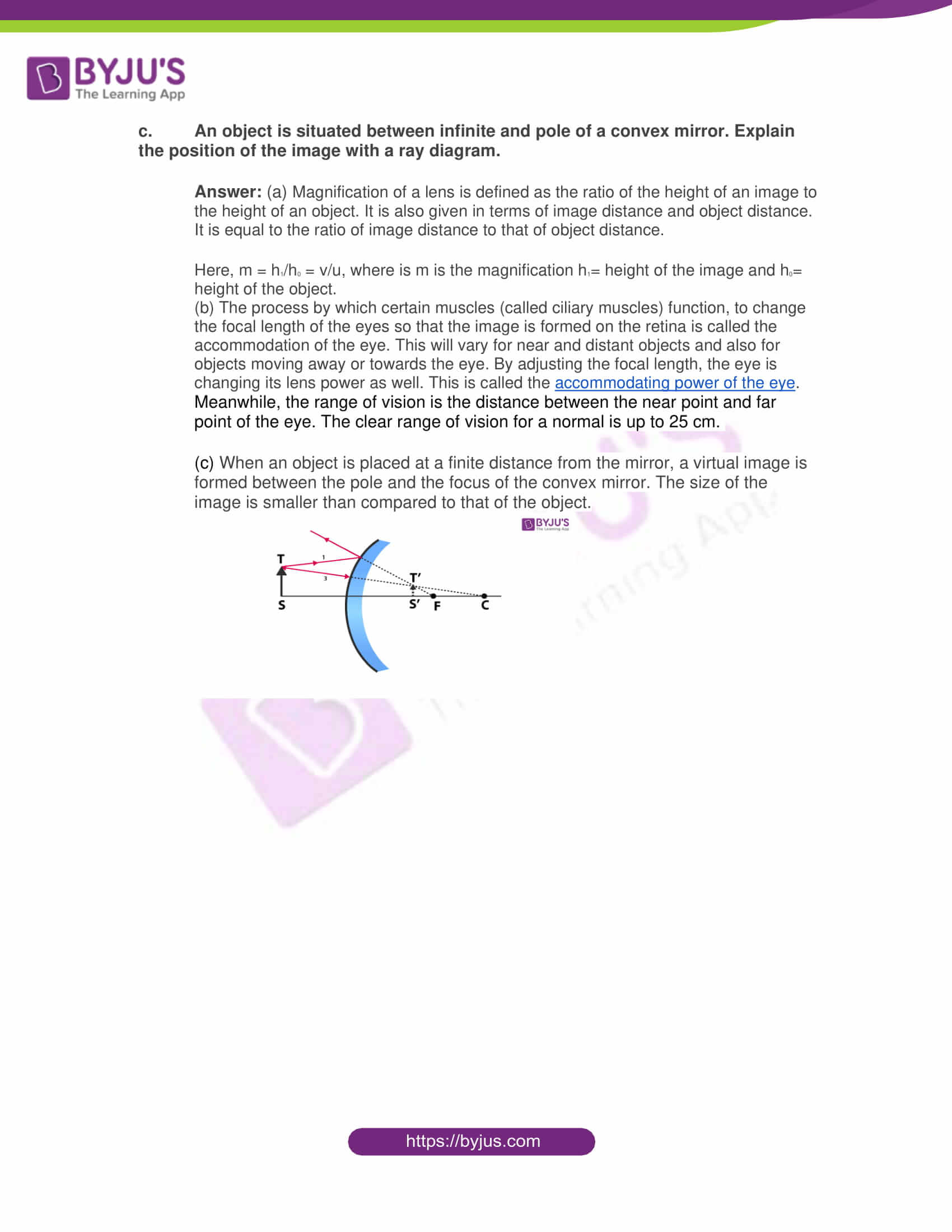 rajasthan board class 10 general science 2019 solutions 11