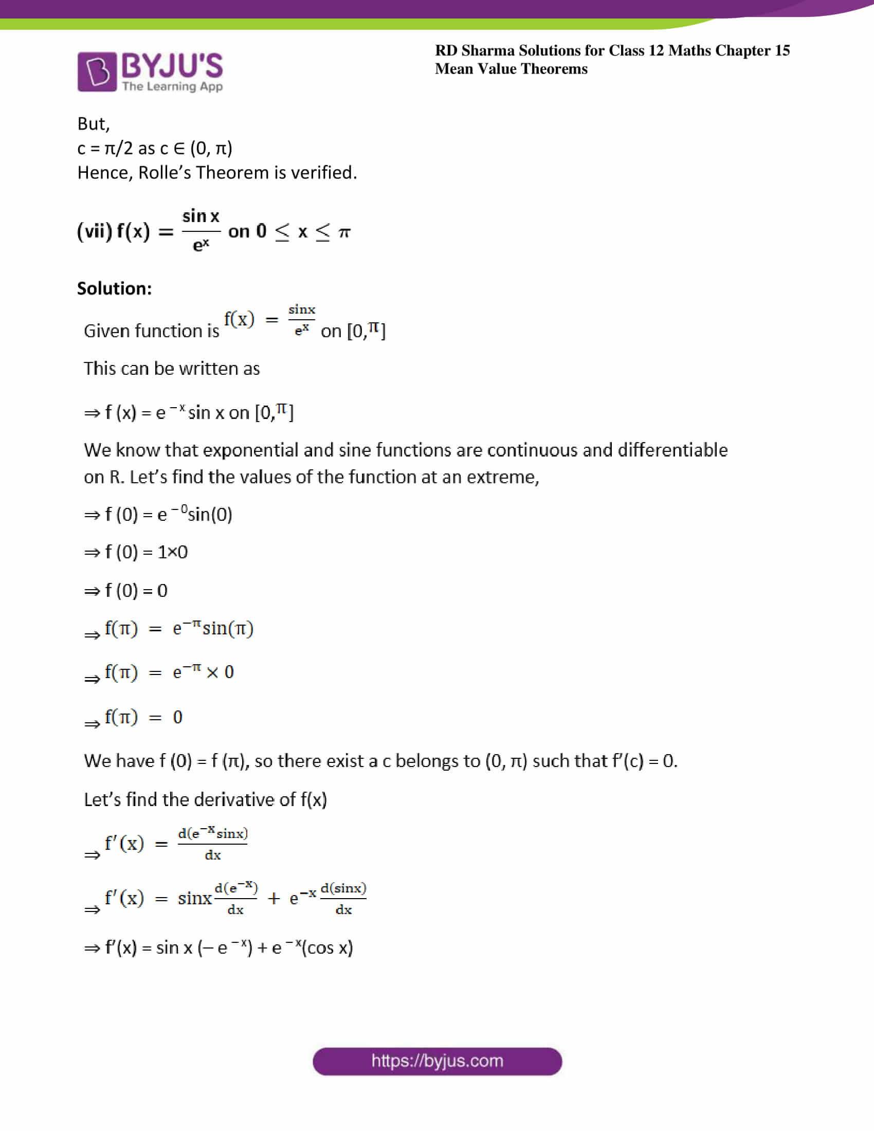 rd sharma class 12 maths solutions chapter 15 ex 1 22