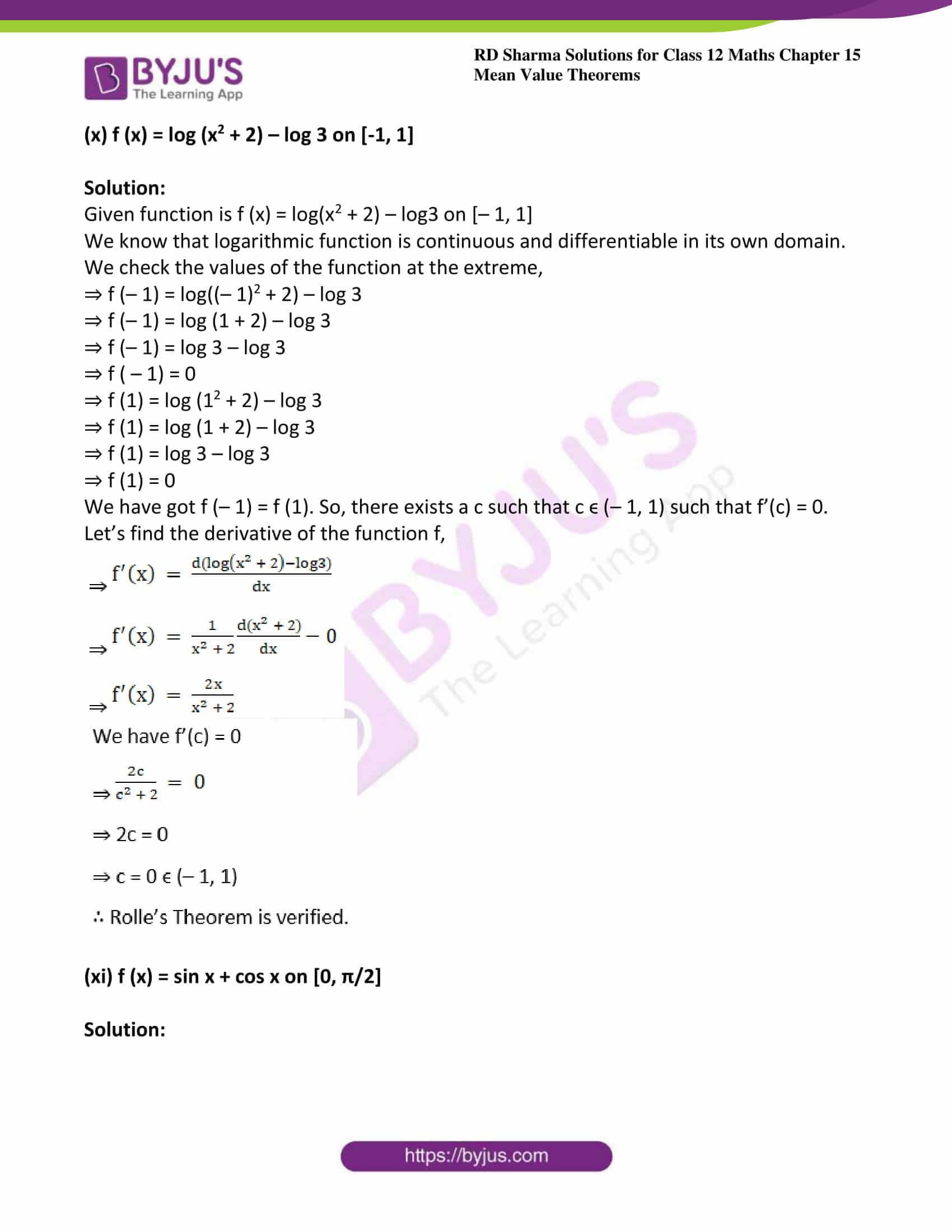 rd sharma class 12 maths solutions chapter 15 ex 1 26