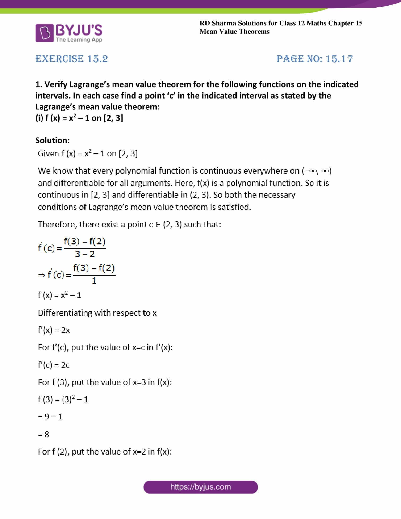 rd sharma class 12 maths solutions chapter 15 ex 2 01