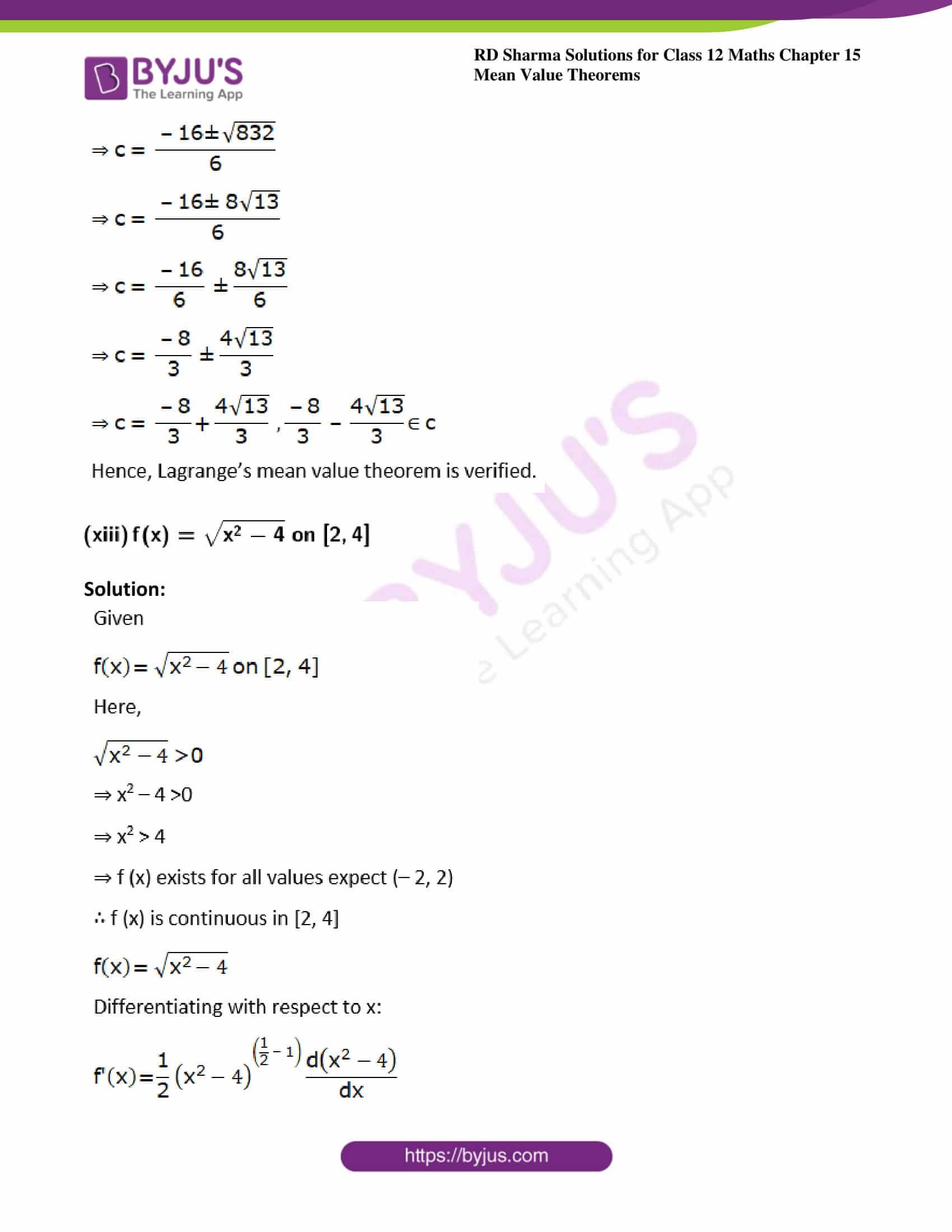 rd sharma class 12 maths solutions chapter 15 ex 2 19