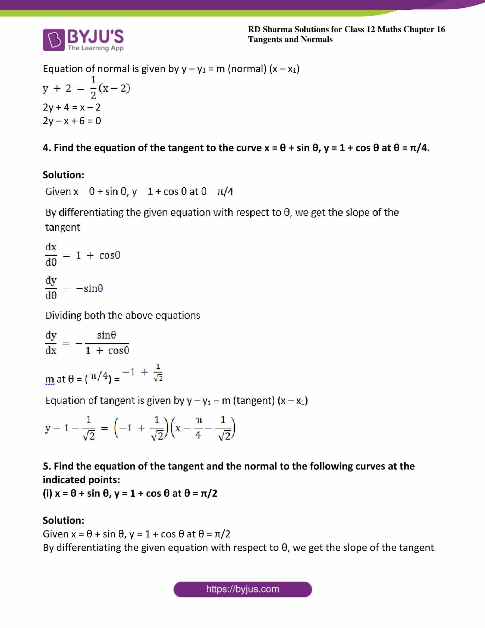 rd sharma class 12 maths solutions chapter 16 ex 2 05