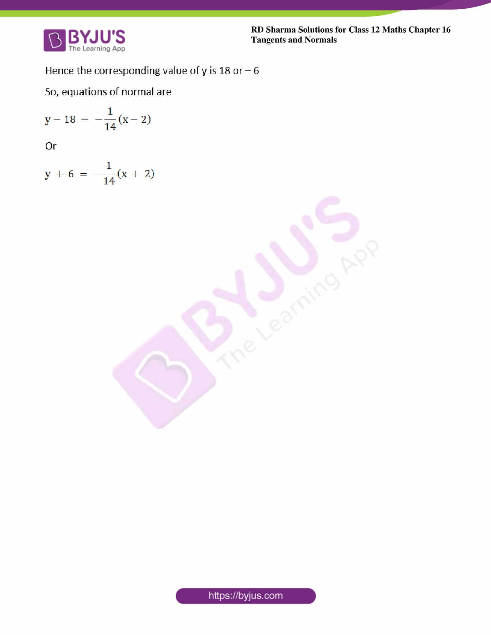 rd sharma class 12 maths solutions chapter 16 ex 2 14