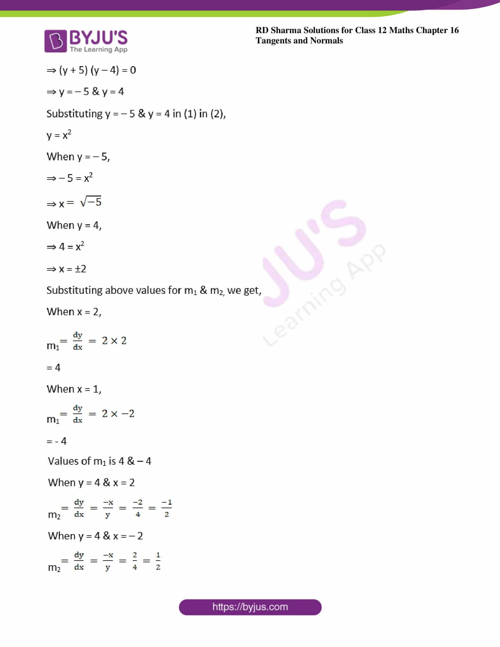 rd sharma class 12 maths solutions chapter 16 ex 3 04