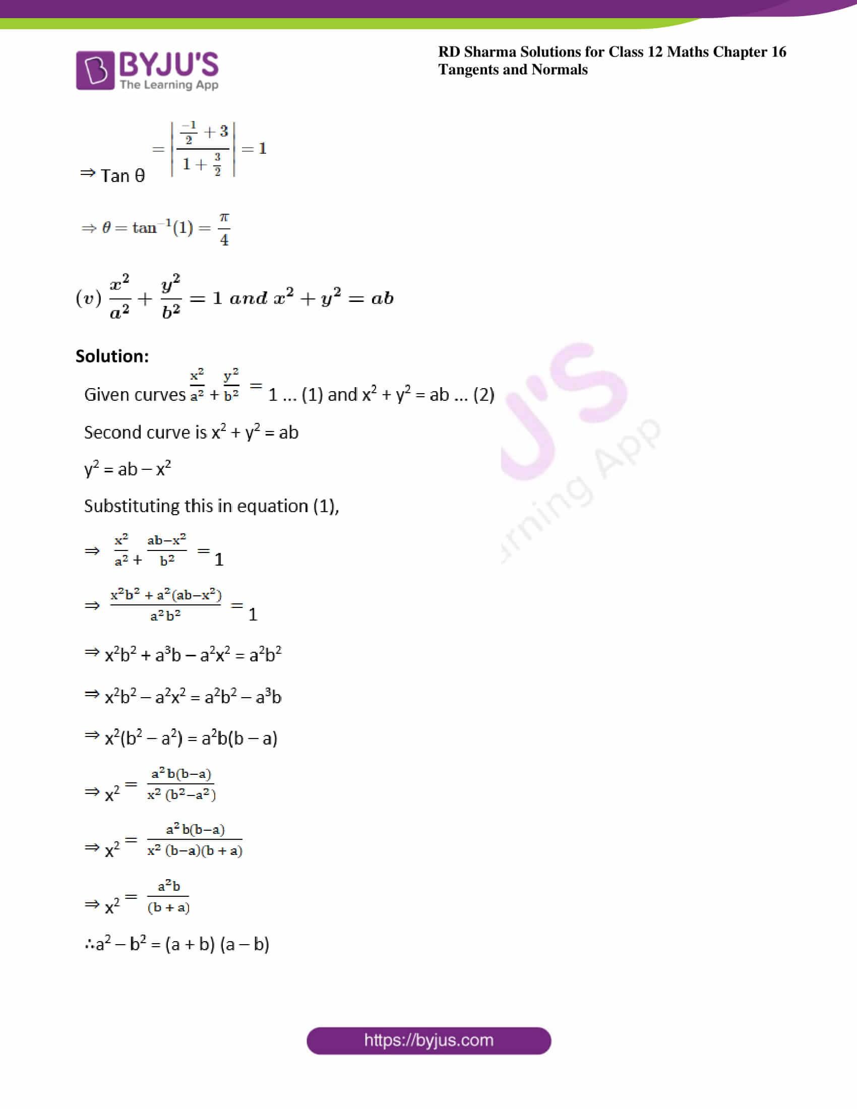 rd sharma class 12 maths solutions chapter 16 ex 3 10