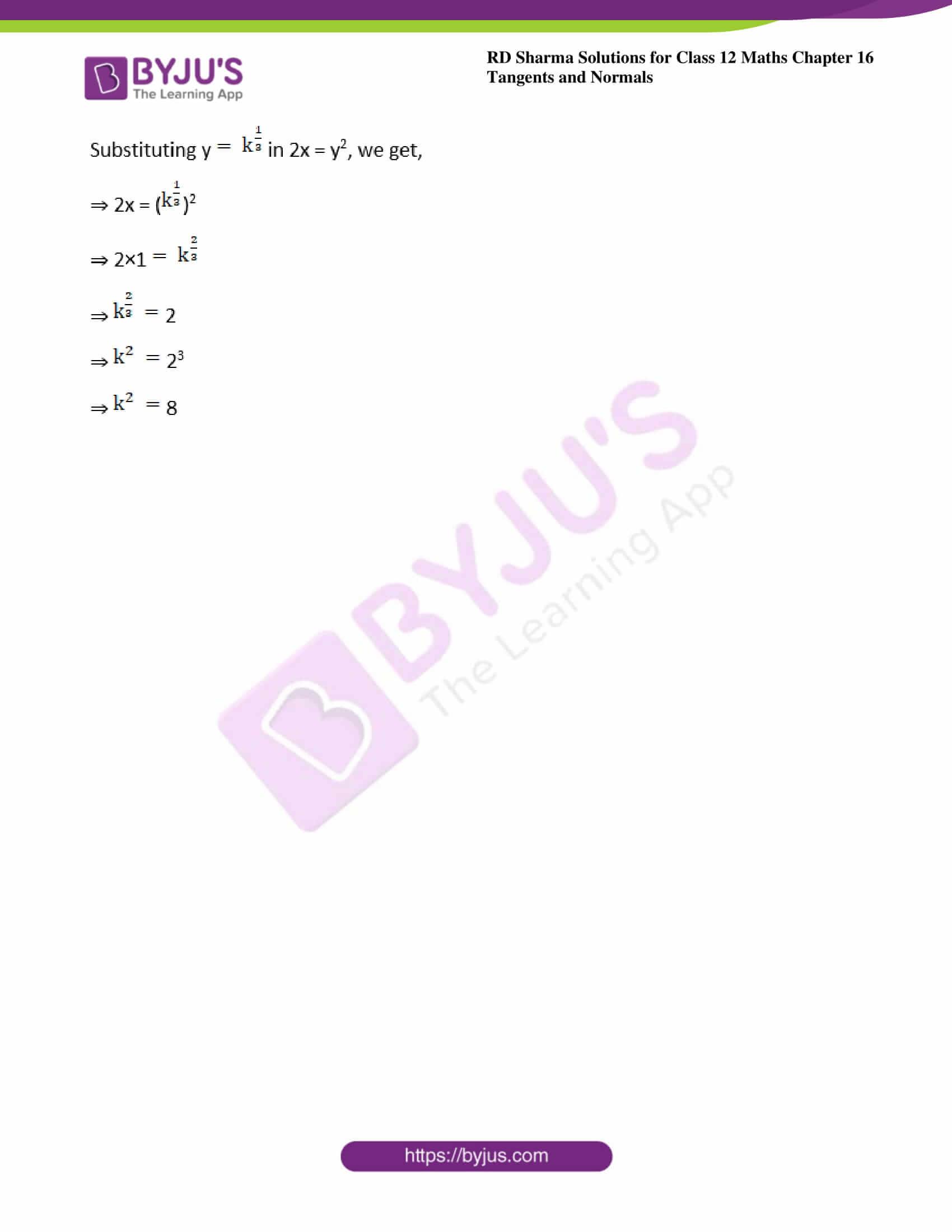 rd sharma class 12 maths solutions chapter 16 ex 3 26