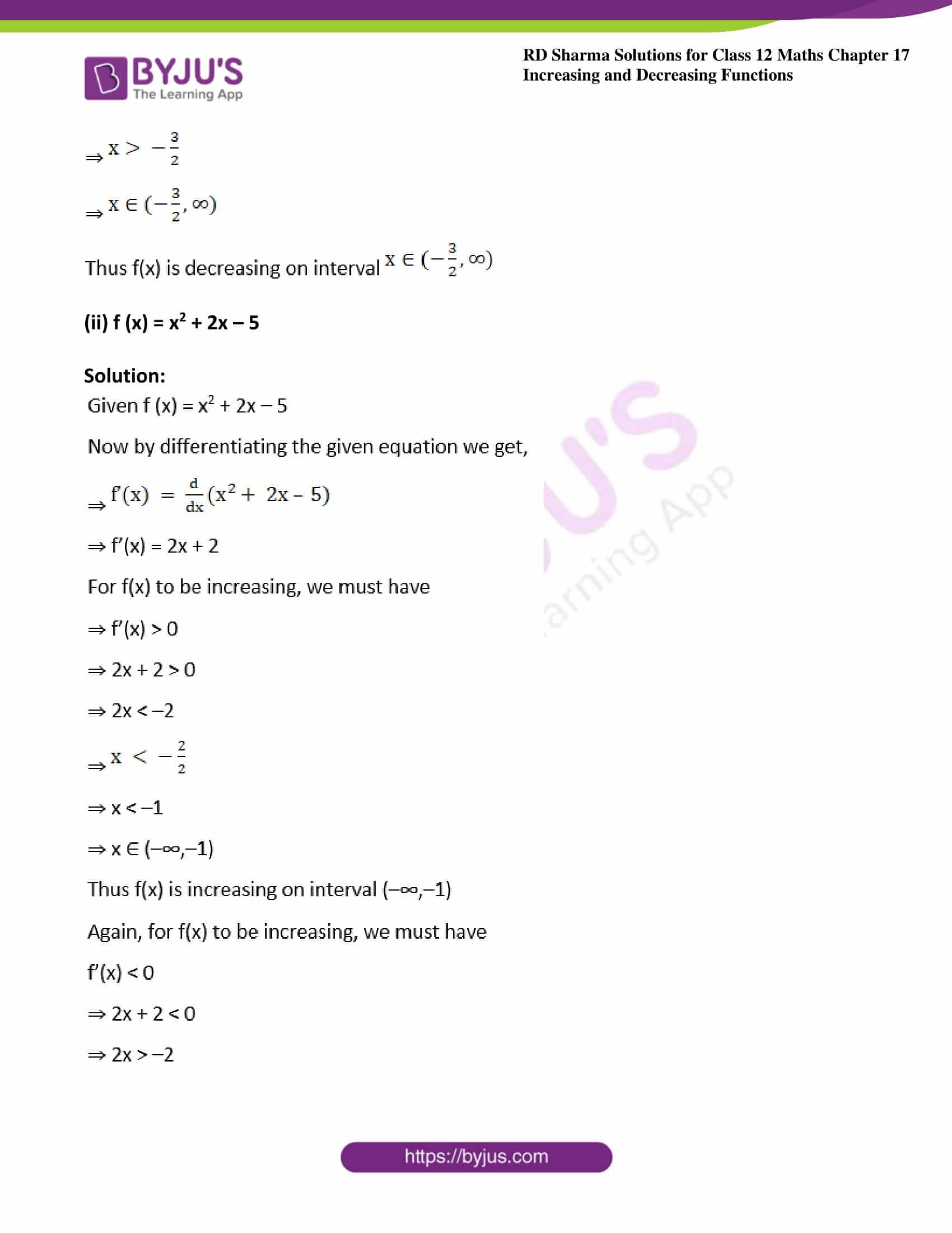 rd sharma class 12 maths solutions chapter 17 ex 2 02